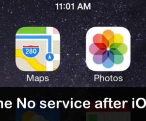 fix iPhone No service after iOS 12 update