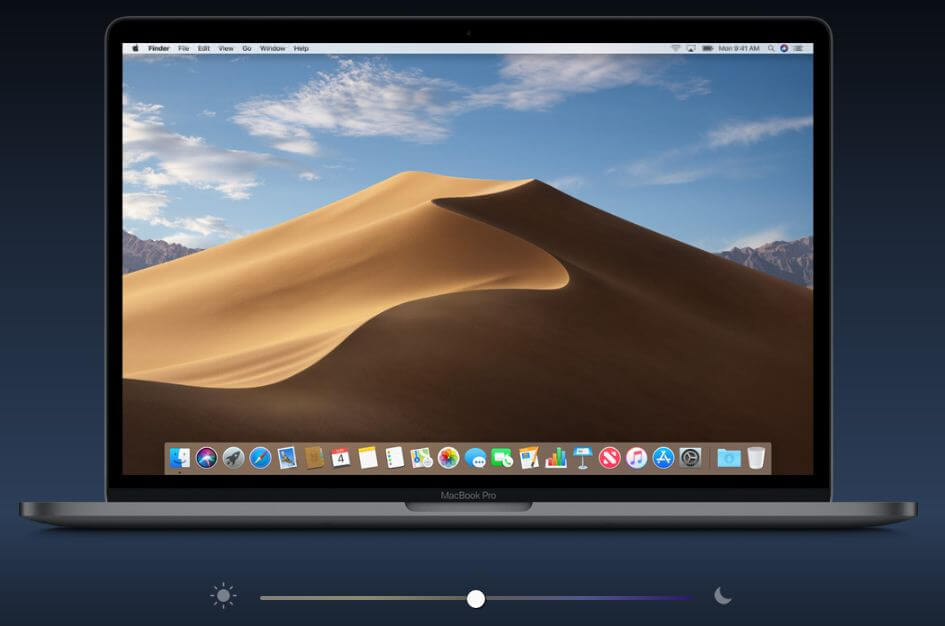 1 Change or Setup Dynamic Desktop mode on MacOS Mojave (3)