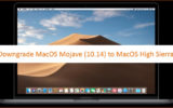 1 Downgrade From MacOS Mojave Beta to MacOS High Sierra