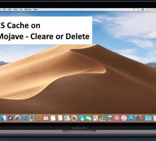 How to Reset DNS Cache in MacOS Mojave - 10 14 (Clear/ Flush