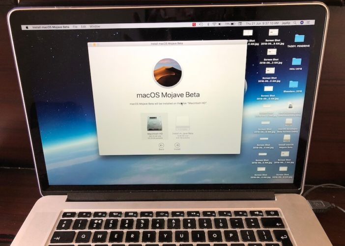 1 How to clean install macOS Mojave