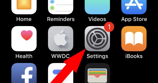 1 iOS 12 stop update or getting notification update on iPhone (1)