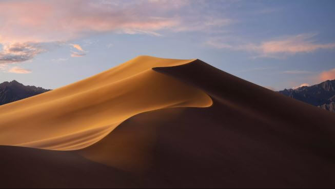 2 Download MacOS Mojave Wallpaper on Mac