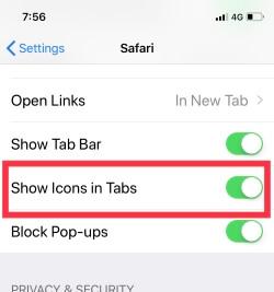 2 Safari Settings in iOS 12 on iPhone and iPad