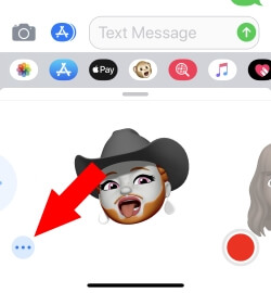 5 More Memoji options on App Drawer (1)