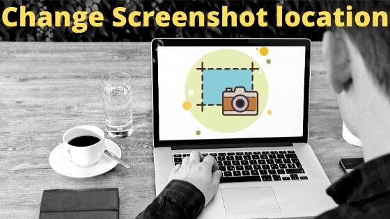 Change Screenshot Save location on Mac
