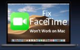 Fix FaceTime not Working macOS Mojave 10.14 MacBook Pro and MacBook Air