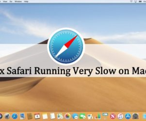 Fix Speed up Safari Running Slow on macOS Mojave 10.14