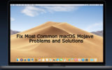 Fix most Common macOS Mojave Problems and solution