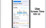 Use or Set Screen Time in iOS 12 on iPhone and iPad