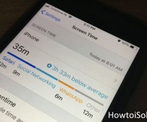 iOS 12 How to use Screen Time on iPhone ipad