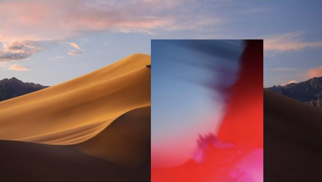 iOS 12 and MacOS Mojave Wallpaper Download for iPhone ipad or Mac