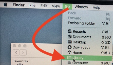 1 Find Saved Location of iMessage log file on Mac