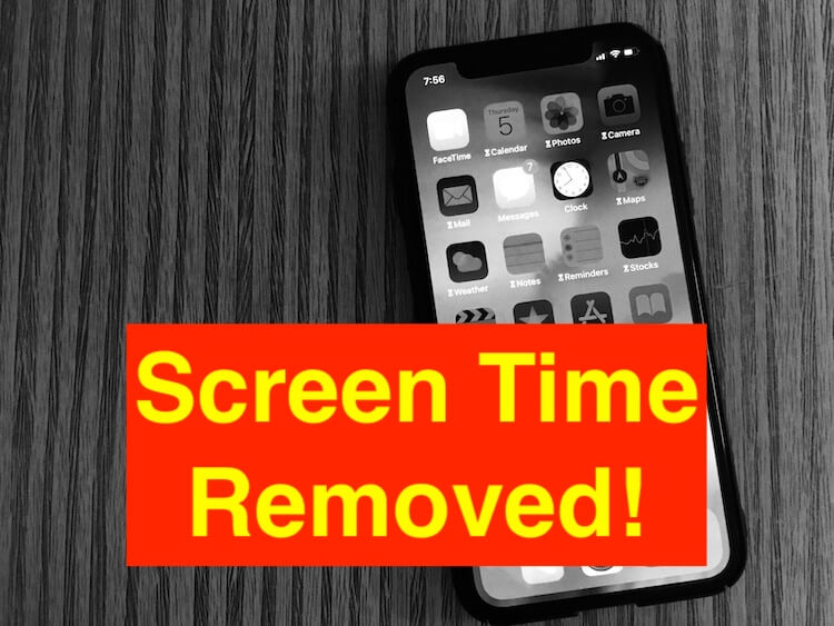 2 Methods: Bypass Screen Time on iPad, iPhone: iOS 12 4/iOS 12 , App