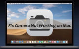 Fix Camera not working on macBook pro and MacBook Air