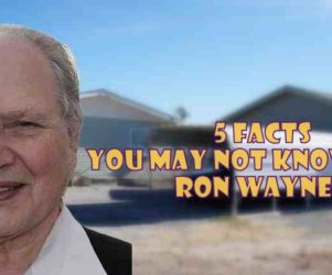 5 things you may not know about Ronald Wayne