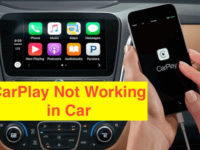 CarPlay Not working in iOS 13/12/iOS 12 4 With iPhone XR
