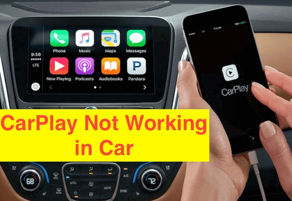 CarPlay Not Working in Car with iOS 12
