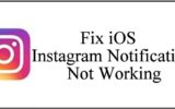 Fix Instagram Notifications Not Working on iPhone iPad