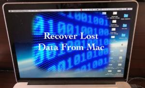 Recover Lost File After macOS Mojave update: MacOS Mojave Data Recovery