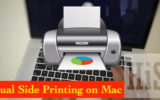 3 Settings for Dual Side Print on Mac OS X (1)
