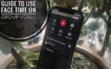 7 How to use Face Time Group Video Call on iPhone for join or left, Flip camera, Mute microphone and more