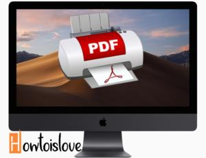 Free Best PDF Printers for Mac: macOS Mojave, High Sierra, Sierra