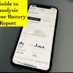 Check What's using Battery Life from Battery Usage Reports on iPhone XS/XS Max/XR