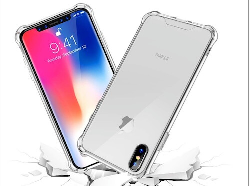 1 ZHK Bumper Case for iPhone XS Max