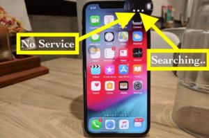 iPhone XS (Max) and iPhone XR says No Service [Solutions]: Searching…