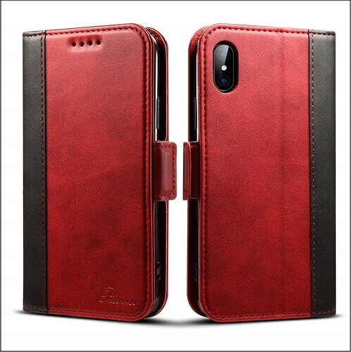 1. Wallet Cases for iPhone XS (1)