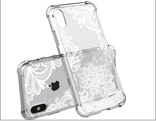 4 Cutebe Shockproof Bumper Case
