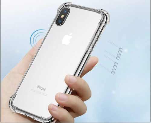 6 Comsoon Bumper Case for iPhone XS Max