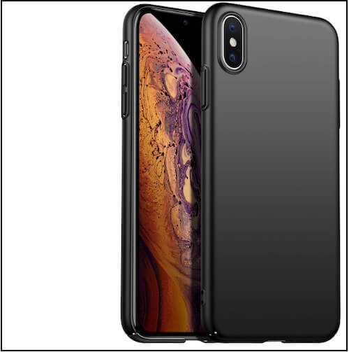 7 Anccer Slim Case for iPhone XS Max