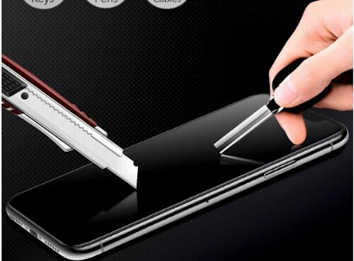 7 Jeascen Screen Protector for iPhone XS Max