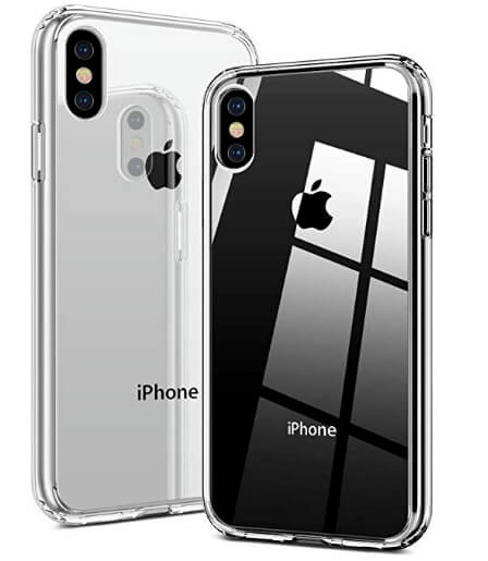 7 Miracase iPhone XS Max Clear case 6.5 inch