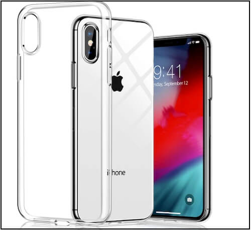 8 Torras Slim Case for iPhone XS Max