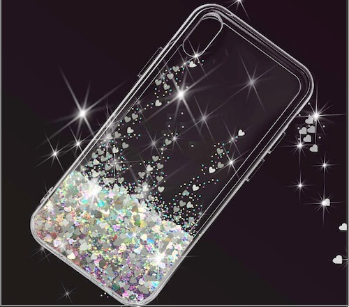 9 SunStory Glitter Case for iPhone XS Max