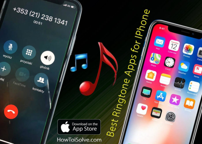Best Ringtone Apps for iPhone XS Max XS and iPhone XR iPhone 8 plus 7 Plus