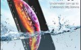 GOCOOL Waterproof Case for iPhone XS Max