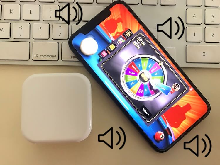 No Game sound on iPhone XS iPhone XS Max or iPhone XR