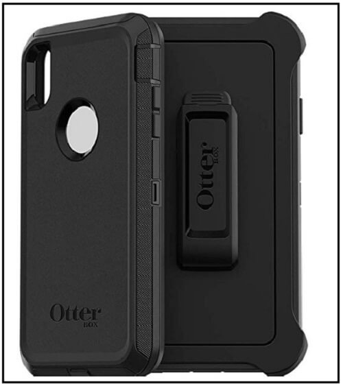 OtterBox Defender Case for iPhone XS Max wiht kickstand