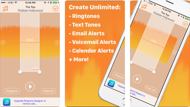 Ringtone Designer 2.0 for iPhone