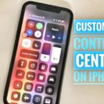 How to Customise Control Center on iPhone Xr: Enable/Disable on App or Game