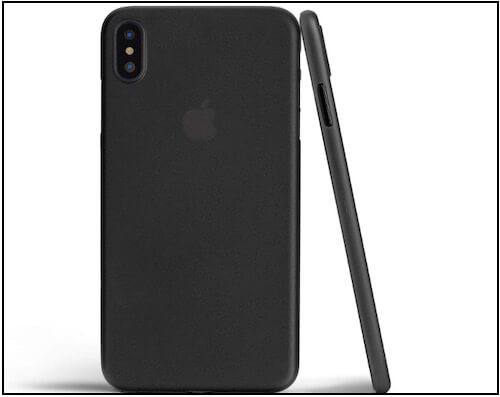 1 Totallee, iPhone XS Max Ultra-thin case