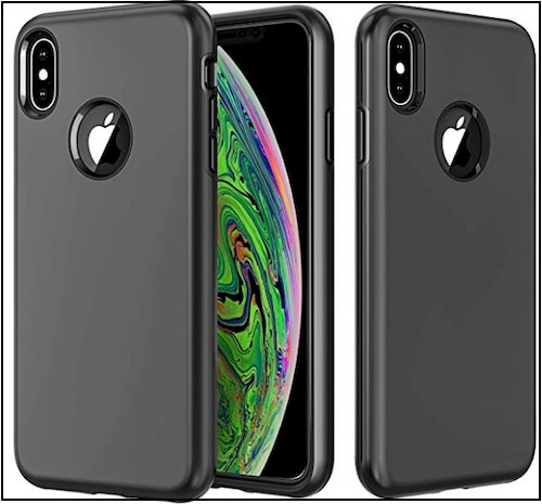 1 Vproof iPhone XS max Metal Bumper Case