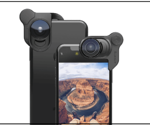 1 olloclip iPhone Camera Lens