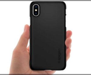 2 Spigen, Thinnest iPhone XS max case