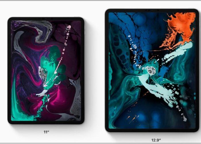 2018 iPad pros new USB C Port