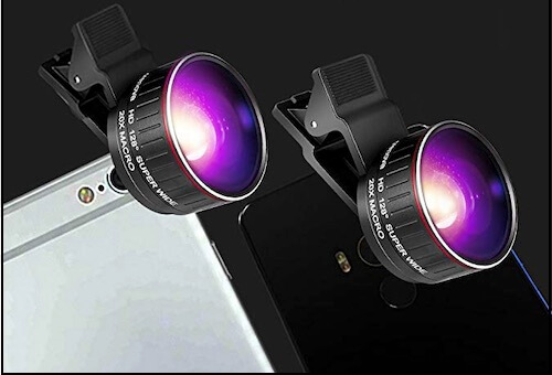 3 Crenova & AMIR iPhone XS Max or iPhone XR Lens